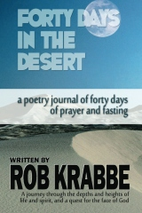 Forty Days In The Desert Cover